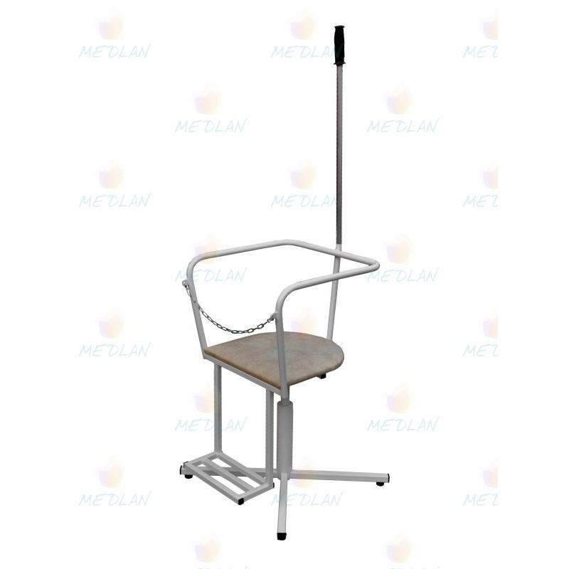 Крісло Барані КВ-1 (для перевірки вестибулярного апарату)