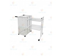 Trolley for dirty and clean laundry TGB